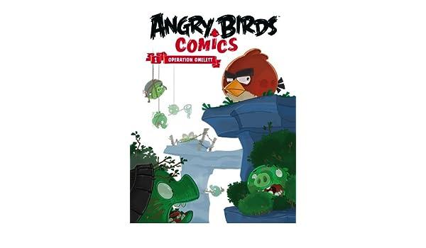 Angry Birds 1 Operation Omelett German Edition EBook Jeff Parker Janne Toriseva Paco Rodrigues Oscar Martin Jan Bratenstein Amazoncouk Kindle