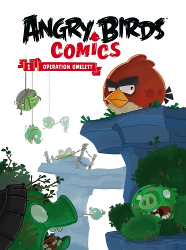 Angry Birds 1 Operation Omelett German Edition By Parker Jeff