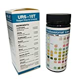 WSN Carta per Test PH, Carta per Test 1-14 ad Alta precisione per testare l'acidità del Corpo Umano e alcali mediante Test delle Urine