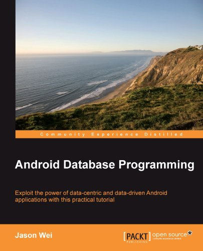 Android Database Programming (English Edition) G1 Android-smartphone