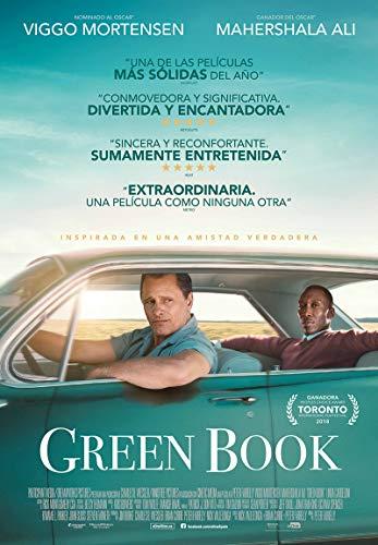 Green Book Blu-Ray Steelbook [Blu-ray]