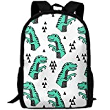 best& Stylish Dinosaur Laptop Backpack School Backpack Bookbags College Bags Daypack