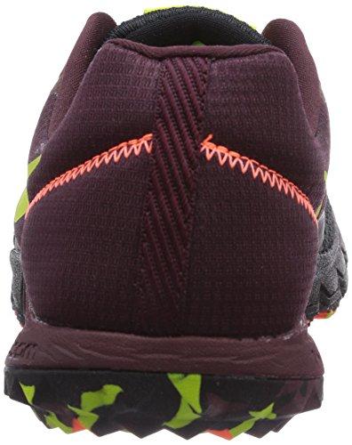 Nike - Scarpe sportive - Running Air Zoom Wildhorse 2, Uomo Rosso (Rot (Deep Burgundy/Fierce Green/Black))