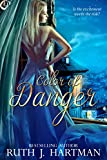 Front cover for the book Color of Danger by Ruth J. Hartman