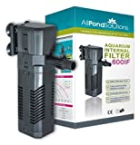 All Pond Solutions 600IF Aquarium Internal Filter, 600 Litre/ Hour