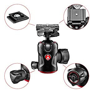 Manfrotto MH496-BH 496 Centre Ball head - Black
