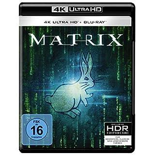 Matrix  (4K Ultra HD) (+ 2D-Blu-ray remastered) (+ Bonus-Blu-ray)
