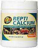 Zoo Med A33-8E Repti Calcium ohne D3, 227 g, Nahrungsergänzungsmittel für...
