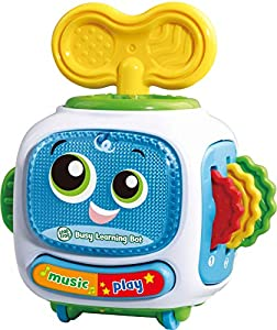 LeapFrog 609203 Busy Learning BOT, Multicolor álbum de Foto y Protector