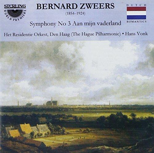 Zweers : Symphonie n° 3. Vonk.
