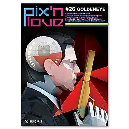 Pix'n love, N° 26 : Goldeneye