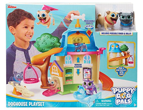 Puppy Dog Pals Dog House Playset