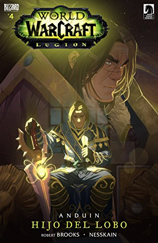 World of Warcraft: Legion (Castilian Spanish) #4 por Robert Brooks