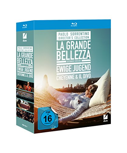 Paolo Sorrentino Box - Director's Collection [Blu-ray]
