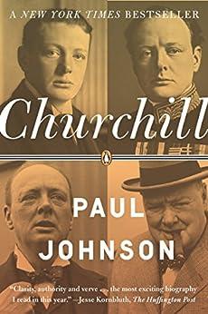 Churchill par [Johnson, Paul]
