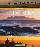 Highlights Südafrika - Das schönste Ende der Welt in einem Reisebildband - 50 Traumziele Südafrikas wie Kapstadt, Kruger Nationalpark, Johannesburg, Safari-Touren und Strände am Indischen Ozean - Clemens Emmler