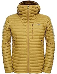 North Face M PREMONITION JACKET - Chaqueta, color dorado, talla L