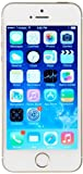 Apple iPhone 5S Smartphone (10,2 cm (4 Zoll) Retina Display, A7 Prozessor mit M7 Co-Prozessor, 8 Megapixel Kamera, 16GB interner Speicher, WiFi, 3,5mm Klinke, iOS 7) gold