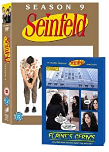 Seinfeld : Complete Season 9 With Free Comic Book (Exclusive To Amazon.co.uk) [DVD]