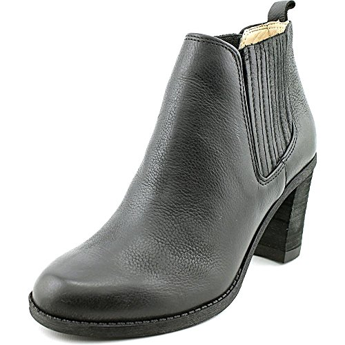 Dr. Scholl's London Cuir Bottine Black