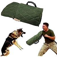 XIAOWANG Kit de Entrenamiento del Perro de la Cubierta del Brazo, Equipo de Entrenamiento del Perro de la Cubierta del Brazo de la Izquierda y la Mano Derecha