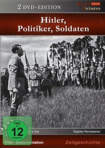 Hitler, Politiker, Soldaten (2 DVDs)