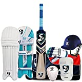 SG-Campus-English-Willow-Cricket-Kit-With-SB-Leather-Ball-12-14-Year