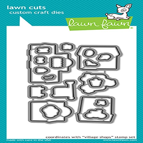 Lawn Cuts Custom Craft Die -