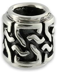The Hobbit Jewelry Unisex-Bead Zwerg Thorin 925 Sterling Silber 19010001