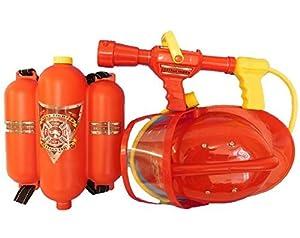 Allkindathings - Pistola de Bomba de Agua para Bomba de Fuego, Juguete Divertido