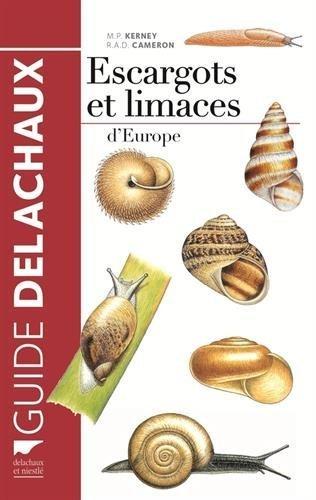 escargots-et-limaces-deurope-de-m-p-kerney-12-mars-2015-broch