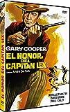 El Honor del Capitan Lex (Springfield Rifle) [DVD]