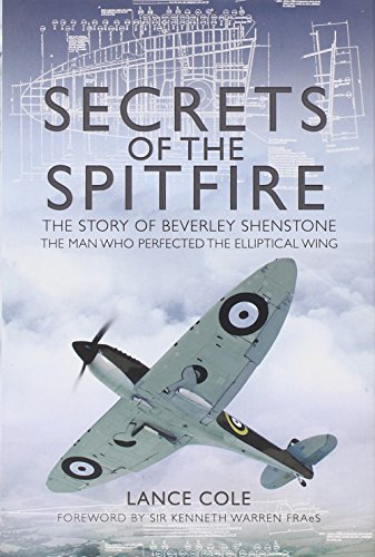 Secrets of the Spitfire Cover Image