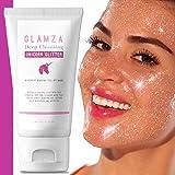 Glamza Unicorn Glitter Peel Off Mask Deep Cleansing Pore Black Head Blackhead Skin Care