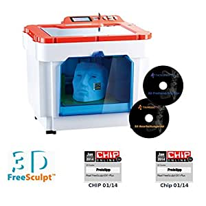 freesculpt 3d printer 3d drucker computer zubeh r. Black Bedroom Furniture Sets. Home Design Ideas