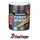 ZETAMAX FONDO DEFINITIVO Antiruggine, anticorrosivo MAXMEYER 2,5 LT GRIGIO