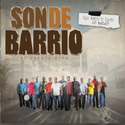 Contra Viento Y Marea - Son De Barrio