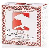 CaniMove Cardio Maxi - tierärztliches Diät-Ergänzungsfutter für große Hunde, bei chronischer Herzinsuffizienz oder Herzproblemen Aller Art, 1 Packung, 100 Kapseln.