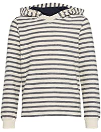Tom Tailor Striped with Hood, Sweat-Shirt Fille