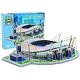 Giochi Preziosi 70037451 - 3D Stadion-Puzzle Etihad Manchester City