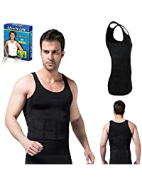Fusine™ Slim N Lift Slimming Tummy Tucker Body Shaper Vest For Men