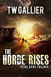 The Horde Rises: Total Apoc Trilogy (English Edition)