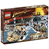 Lego Indiana Jones 7197 - Verfolgungsjagd in Venedig