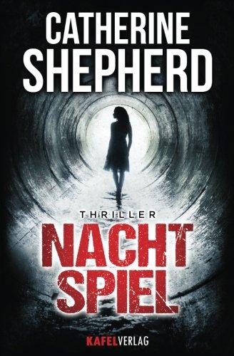 Buchcover Nachtspiel: Thriller