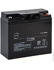 NX - Batterie plomb AGM C 12V-20Ah 12V 20Ah F-M5 - Batterie(s)