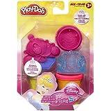 Play-Doh Disney Princess Sparkle Compound Kit [Cinderella]