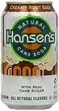 Hansen's Creamy Root Beer 35 ml (Pack of 12)