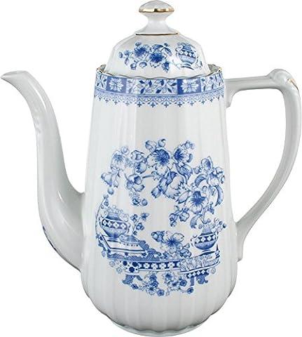Seltmann Weiden coffee pot blue