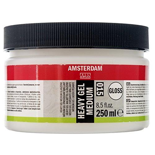 Royal Talens Amsterdam Heavy gel Medium, 250ml Tube, lucido (24173015)