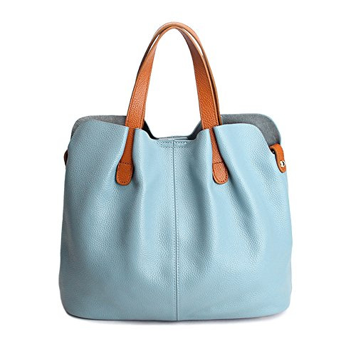 S Lady Handbag Collection, Borsa a mano donna azzurro light blue light blue